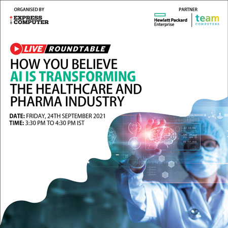 How you believe AI is transforming the healthcare and pharma industry